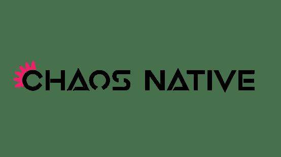 Chaos Native logo - long - black-01-01-1