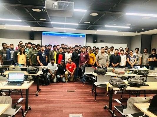 MayaData Hacktoberfest 2019 snippet 1