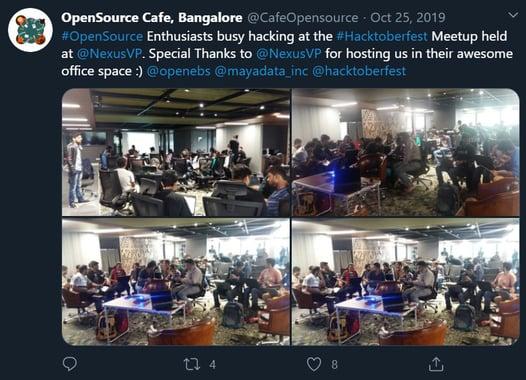 MayaData Hacktoberfest 2019 snippet 2