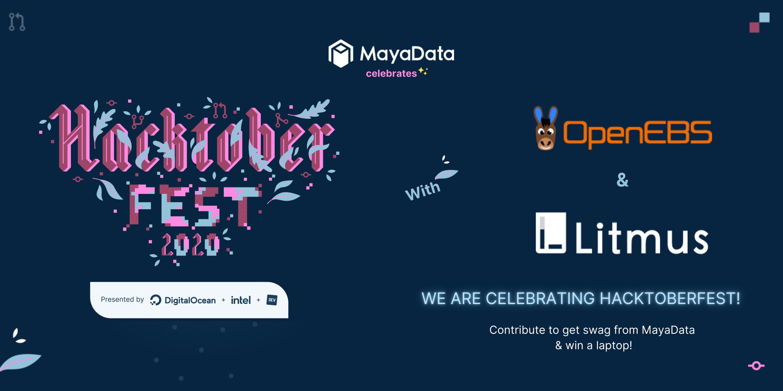 Hacktoberfest 2020 MayaData