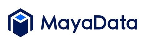 Mayadata new logo