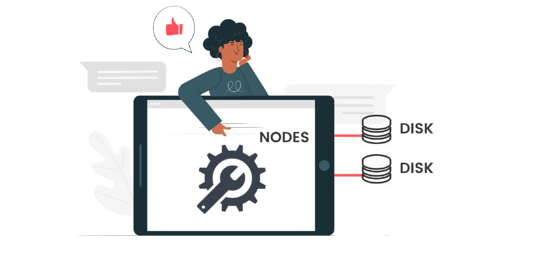 OpenEBS Node Device Management (NDM) — Troubleshooting tips