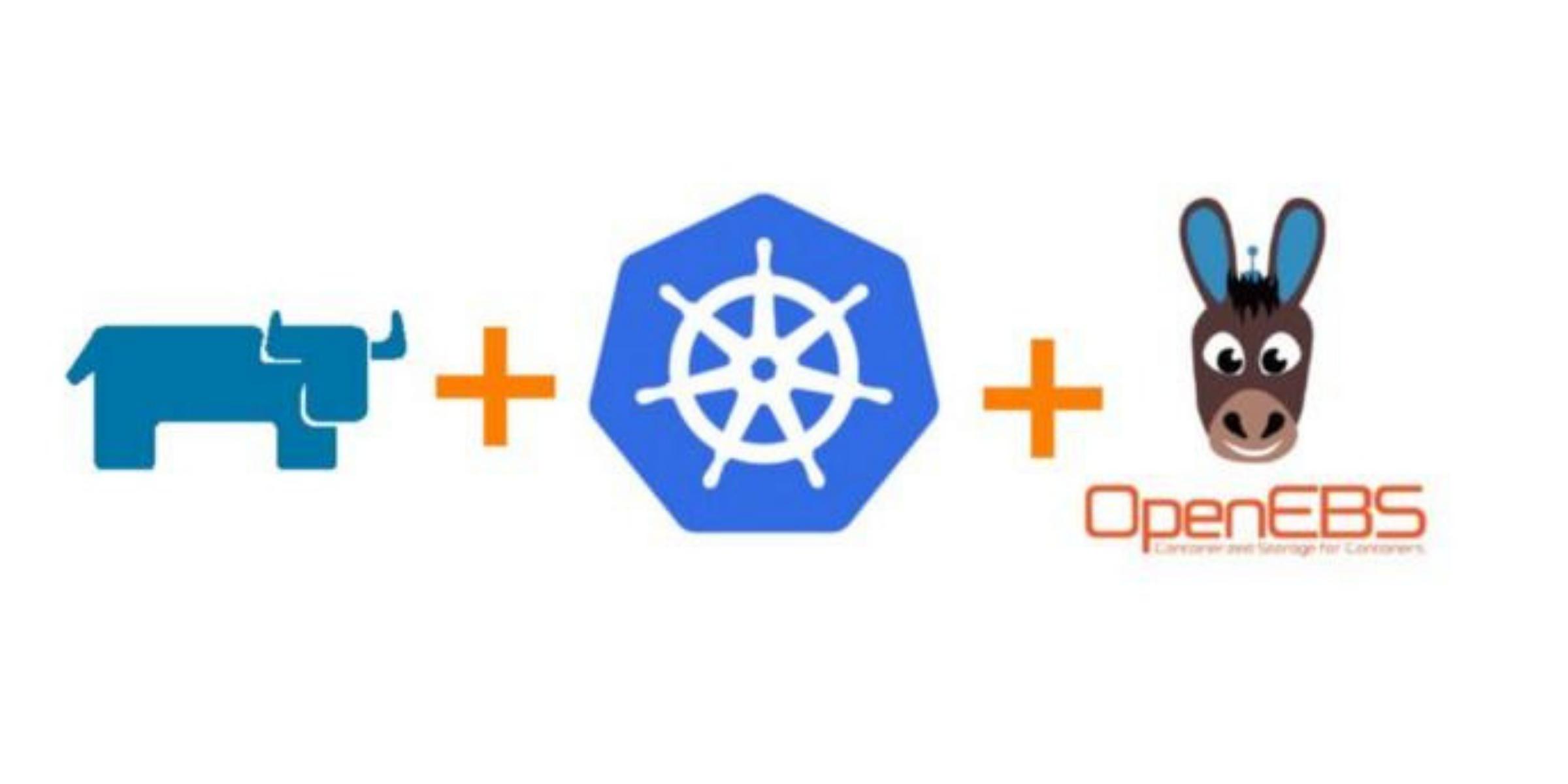 Running OpenEBS On Custom Rancher Cluster