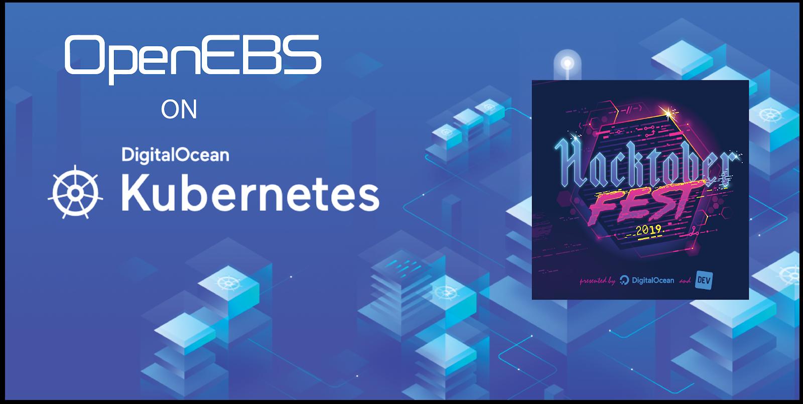 OpenEBS and Hacktoberfest