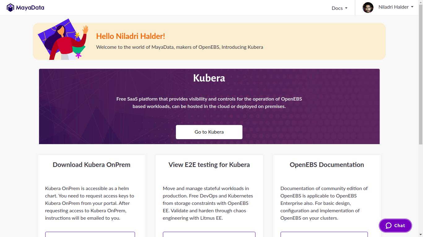 Kubera Portal